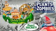 Secret Location in Giddy Park - Plants vs Zombies Battle for Neighborville-0