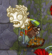 Boosted Bust Head Zombie