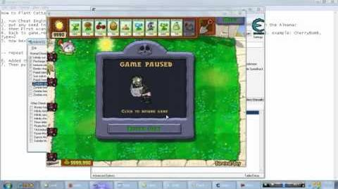 Aduhn32 Plants Vs Zombies How to Plant Cattail on the Ground