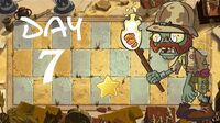 Android Beta 2 PvZ All Stars - Ancient Egypt Day 7