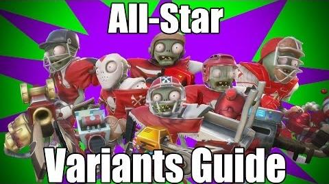 All-Star Variants Guide