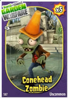Conehead Zombie hd