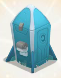 Rocket outhouse