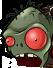 Zombie gargantuar head redeye