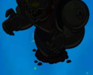 Zombot 1000 silhouette