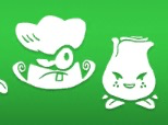 Grass Knuckles and Rose's icons