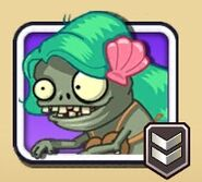 Imp Mermaid Zombie's Level 2 icon