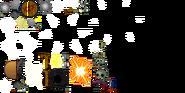 Barrel Roller Zombie (PvZ AS) Sprites