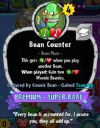 BeanCounter Conjured