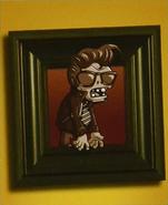 Greaser zombie calendar