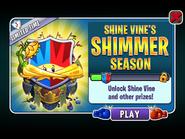 Shine Vine's Shimmer Season