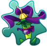 Nightshade Costume Puzzle Piece