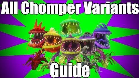 All Chomper Variants Guide