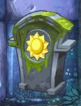 Dark ages sun tombstone