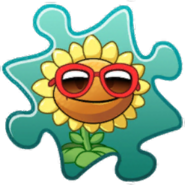 Sunflower Costume Puzzle Piece
