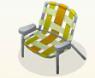 Cinnamon Lawn Chair