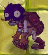 Poisoned Basic Adventurer Zombie