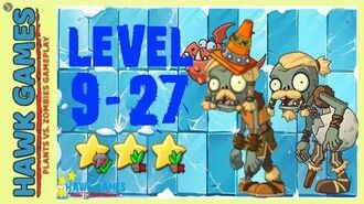 V1.0.81 Plants vs. Zombies All Stars - Viking World Level 9-27