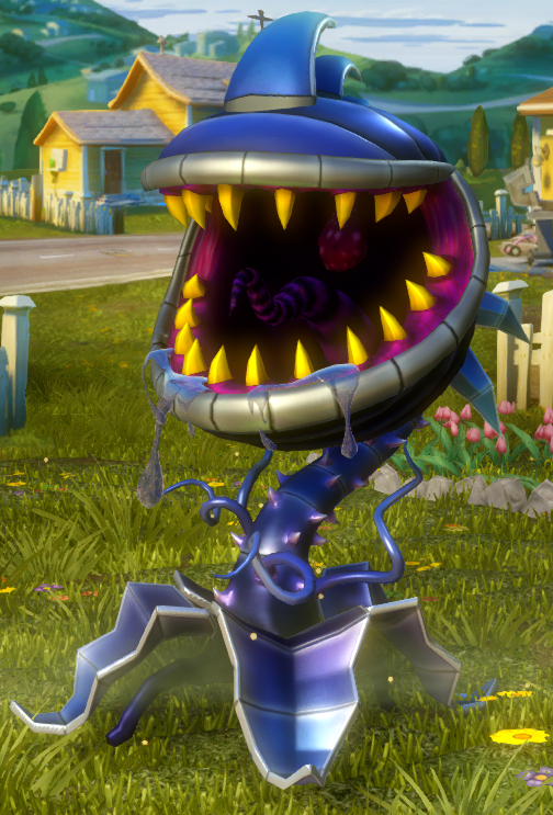 Armor Chomper | Plants vs  Zombies Wiki | FANDOM powered by Wikia