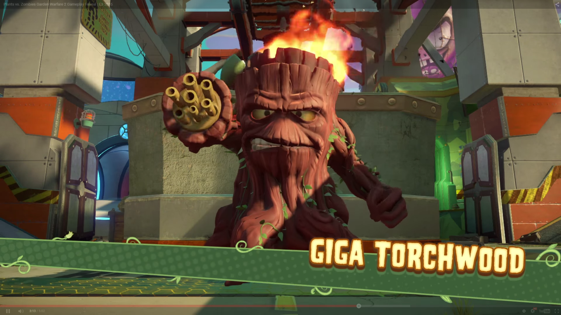 Image - Giga torchwood.png | Plants vs. Zombies Wiki | FANDOM ...