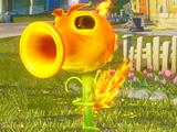 Guisante de Fuego