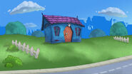 PvZ House Haunted 01