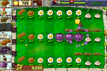 Zombotany farming