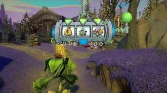 PVZ Garden Warfare 2 - RETOS - Operacion de jardin solo con consumibles - Gameplay (PC)