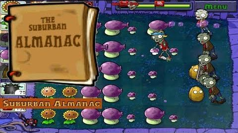 Plants vs. Zombies Adventure Found a Suburban Almanac level 2-4 Night (Android HD) Ep