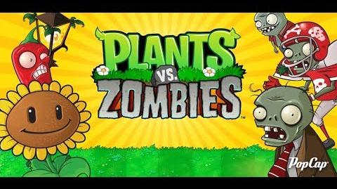 Plants vs. Zombies Adventure level 1-1 (Android Gameplay HD) Ep