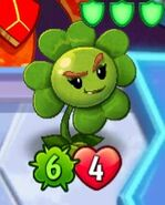 Plucky Clover with 6 Strength