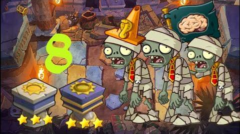 PvZ Online - Adventure Mode - Zphinx 8