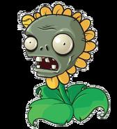SunflowerZombieHD