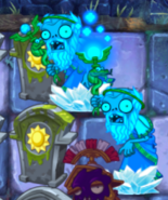 Frozen Healers
