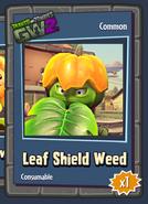 LeafShieldWeedGW2Sticker