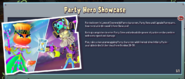 Party Hero Showcase