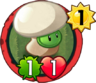 Button MushroomH