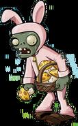 Bunny Suit Zombie