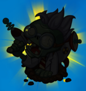 Gadget Scientist silhouette
