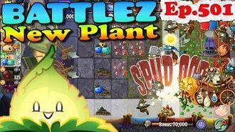 Plants vs. Zombies 2 - BATTLEZ Enlighten-mint & Friends vs. Zombosss (Ep.501)