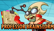 Professor Brainstorm Animated Trailer
