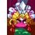 Sea Anemone costume 1