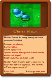 New Winter-Melon almanac