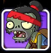 Torch Kongfu Zombie Icon
