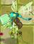 Zombug carrying a Buckethead