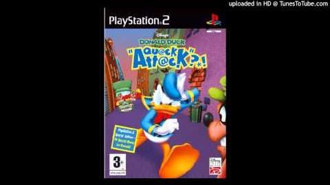Donald Duck Quack Attack Goin'Quackers OST - Boss Theme (Merlock's Temple)