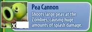 Pea Cannon