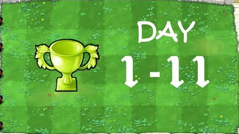Android Plants vs. Zombies Journey To The West - Day 1-11