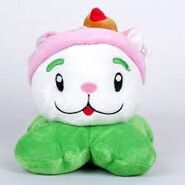 Cattail plush toy