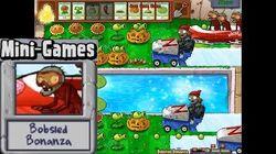 Plants vs. Zombies - Bobsled Bonanza Mini-Games - Classic PC HD (Ep